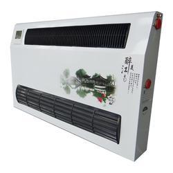 万康环保深受信赖-广东卧式明装风机盘管图片