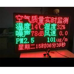 噪音扬尘监测系统-合肥扬尘监测系统-合肥婉玥电子公司(查看)图片