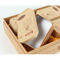 茶叶纸罐包装-合肥茶叶纸罐-合肥润诚纸罐图片