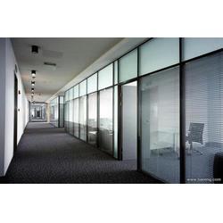 亮雅装饰(图) 卫生间玻璃隔断 玻璃隔断图片