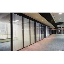 生产玻璃隔断型材尺寸-日照玻璃隔断型材-亮雅装饰量大从优图片