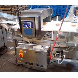 金属检测机-善安-立式水产品金属检测器图片