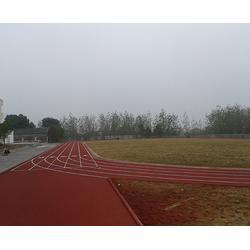 操场塑胶跑道施工 合肥乘林公司 合肥塑胶跑道