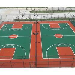 5mm硅pu球场-合肥乘林体育设施公司-合肥硅pu球场图片