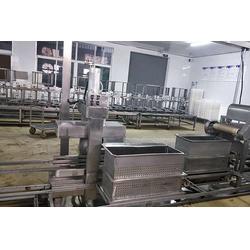 全自动豆干机-滨州豆干机-震星豆制品机械设备图片