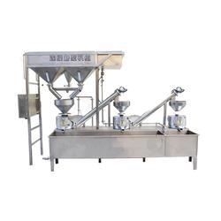 豆腐皮机、震星豆制品机械设备、小型豆腐皮机图片