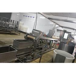 大型豆皮机|震星豆制品机械设备(在线咨询)|淄博豆皮机图片