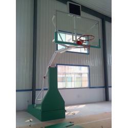 冀中体育,长春液压篮球架,电动液压篮球架报价图片