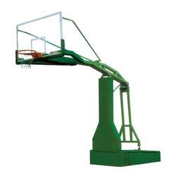 防城港液压篮球架、冀中体育(优质商家)、室内液压篮球架图片