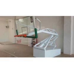 冀中业务 电控液压篮球架招标资质-怀化液压篮球架图片