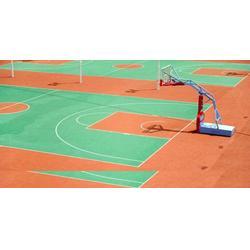 杭州液压篮球架_冀中业务_教育局用手动液压篮球架图片
