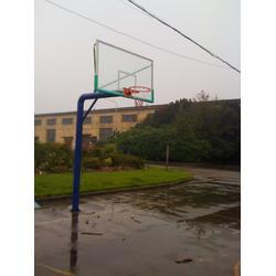 安阳液压篮球架,公园用全自动液压篮球架,冀中体育公司(多图)图片