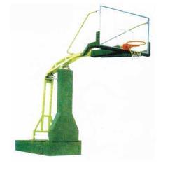 冀中体育公司,秦皇岛移动篮球架,豪华移动篮球架专业生产图片