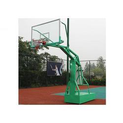 冀中体育公司 茂名移动篮球架 单臂移动篮球架生产图片