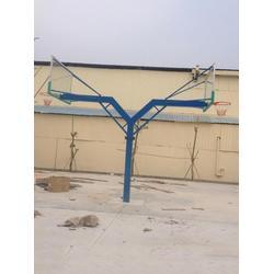 唐山固定篮球架,冀中体育(在线咨询),小区广场用固定篮球架图片