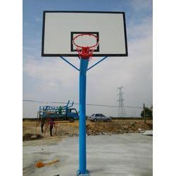 户外固定篮球架定制,九江固定篮球架,冀中体育公司图片