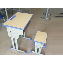 傲德大学课桌椅 学生课桌椅生产厂家图片