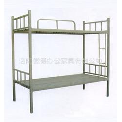 傲德学生高低床 学生上下铺铁床尺寸图片