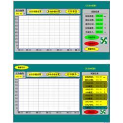 湖南省海绵压陷硬度试验仪高清图 冠测精电(图)图片