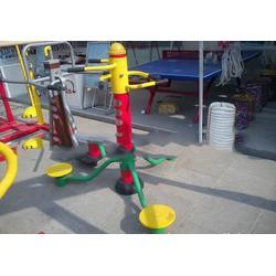 小区健身器材-冀中体育公司-小区健身器材举重架图片