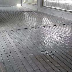 汗蒸房石墨烯地暖安装,西藏石墨烯地暖,赫唐建筑图片