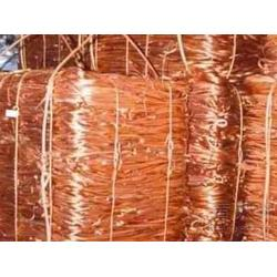 楚汉再生资源 废铜回收多少钱一斤-绍兴废铜图片