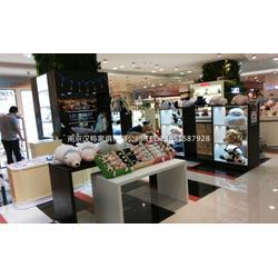 上海商场展柜、南京汉特(推荐商家)、商场展柜厂家图片