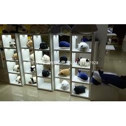 南京汉特 商场展柜订做-南京展柜图片