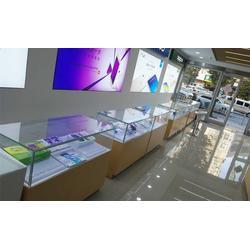 南京手机柜台、南京汉特生产商、定制手机柜台商图片