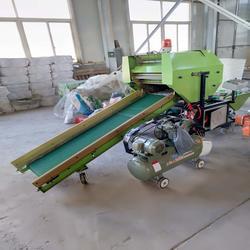 厂家直销青贮饲料打捆机牧草打包机 质优价廉图片