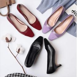 女式單鞋-樂淘盛勢-女式單鞋平跟圖片