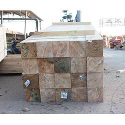 辐射松古建筑方木报价,创亿木材,辐射松古建筑方木图片
