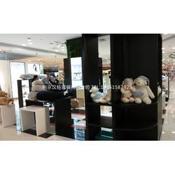 化妆品展柜厂家,南京汉特定制家俱,南京展柜厂图片
