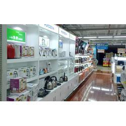 专卖店烤漆展示柜定做厂家-南京汉特-上海专卖店烤漆展示柜图片
