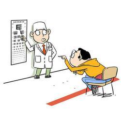 健瞳公司(多图)、散光能治好吗、散光图片