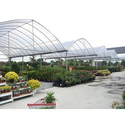 花卉大棚造价,建源温室,江西花卉大棚图片