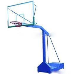 茂名仿液压篮球架_篮球场用仿液压篮球架商家_奥星文体图片