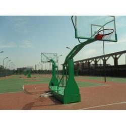 奥星公司(图)_户外仿液压篮球架护标_丰台区仿液压篮球架图片