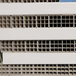 供应格栅管/大九孔格栅管/PVC162九孔格栅管-图片