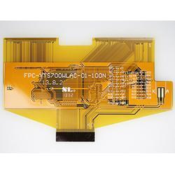 本公司专业批量生产高精密FPC单,双面,多层线路板电路板交货快图片