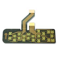快速抄板,按客户要求更改设计重新画生产板文件,打样FPC电路板图片