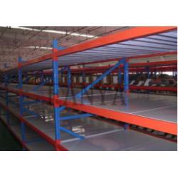 仓储中型货架-绍兴中型货架-中仓仓储设备(查看)图片
