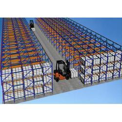 黄山贯通式货架-贯通式货架型材-苏州中仓仓储图片