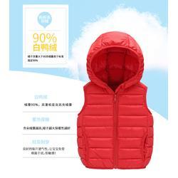 儿童棉服羽绒服货源厂家供应马甲内胆背心外套图片