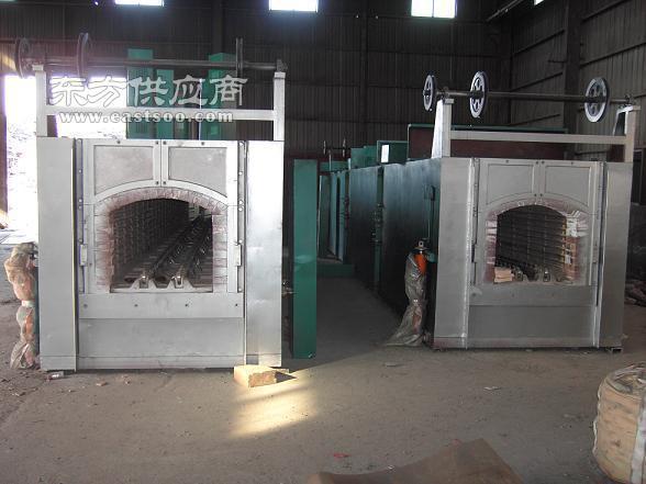 泰安回火炉,广强厢式回火炉,全纤维台车式回火炉图片