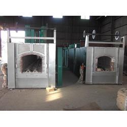 青岛回火炉、广强钟罩式回火炉、五金箱式回火炉图片