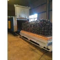箱式电阻台车炉,徐州台车炉,广强出售台车电阻炉配件