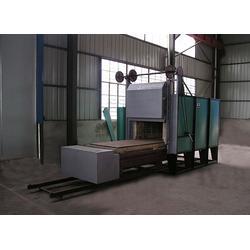 新乡台车炉-广强加工台车炉制造商-出售蓄热式台车炉图片