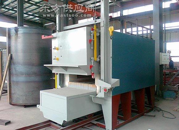 高温台车炉厂家、新疆台车炉、璐广台车炉种类图片