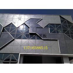 JCT622温石棉纤维水泥平板 R4级高密度水泥板外墙图片
